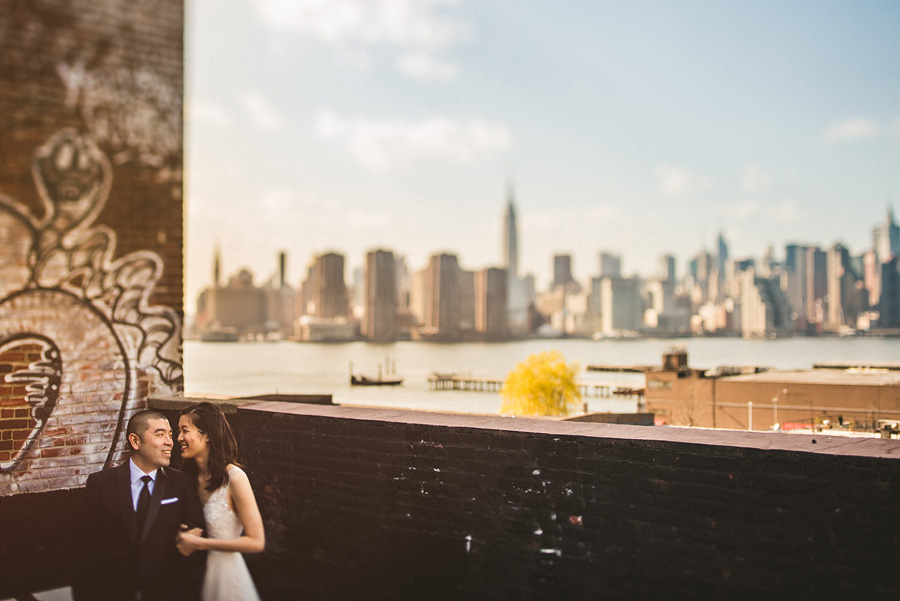 brooklyn wedding at greenpoint loft