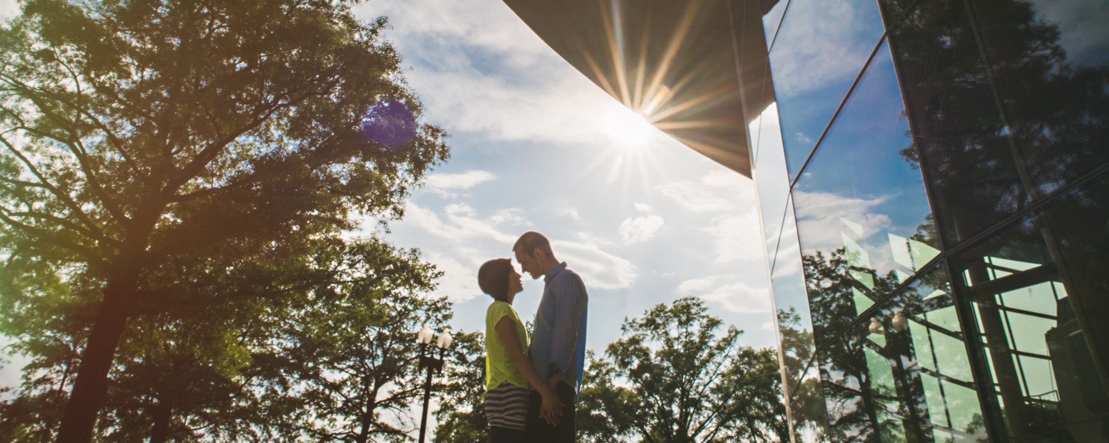 dc engagement photos // michelle + john