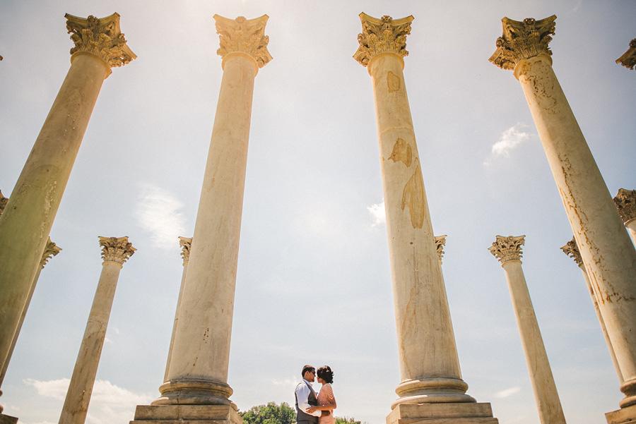 creative dc wedding photographers