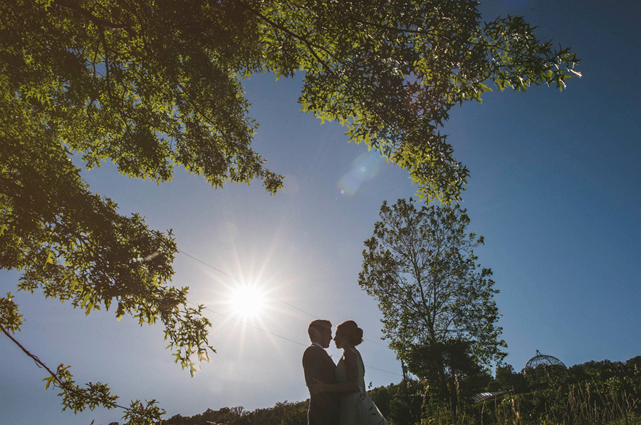 creative wedding photos in virginia