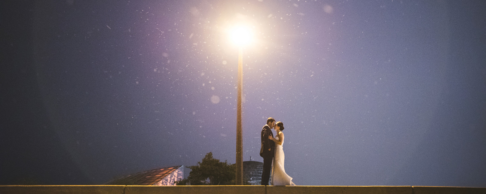 emily + om // adler planetarium wedding