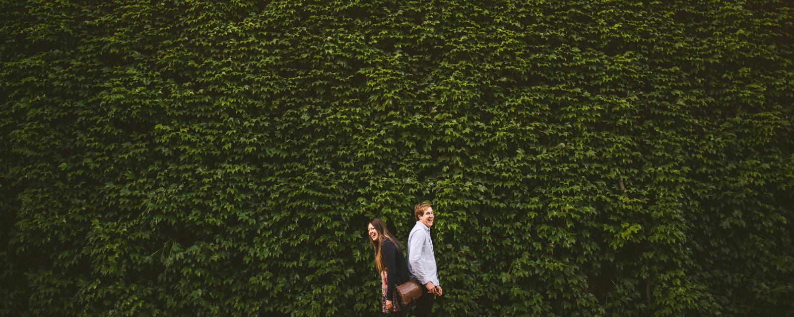 matt + charlie // london engagement photos