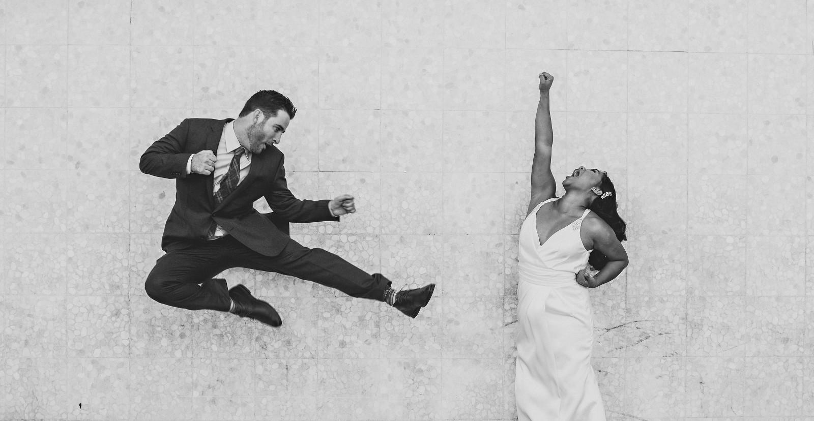 Anthony + Laarne | Wedding, Los Angeles