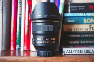 Nikon 24mm f/1.4 Review