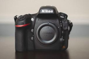 NIKON D800 SLR CAMERA Review