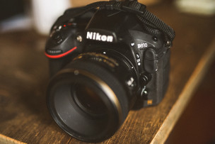 Nikon D810 Camera Review