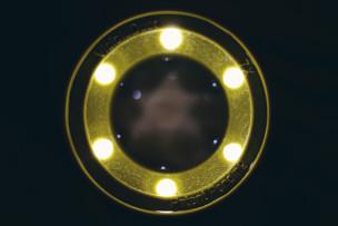 Visible Dust Sensor Cleaner