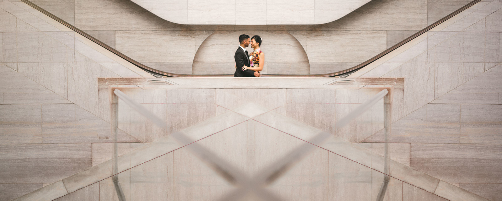 sagar + pearl // dc elopement photographer