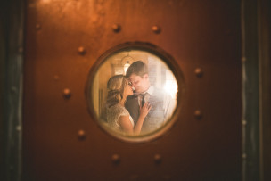 James + Riki<br> new orleans wedding