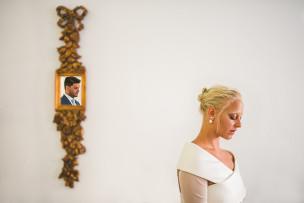 Jesse + Peter <br> Santorini Greece Wedding