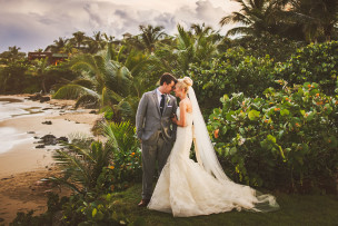 Zach + Stacy <br> Vieques Wedding
