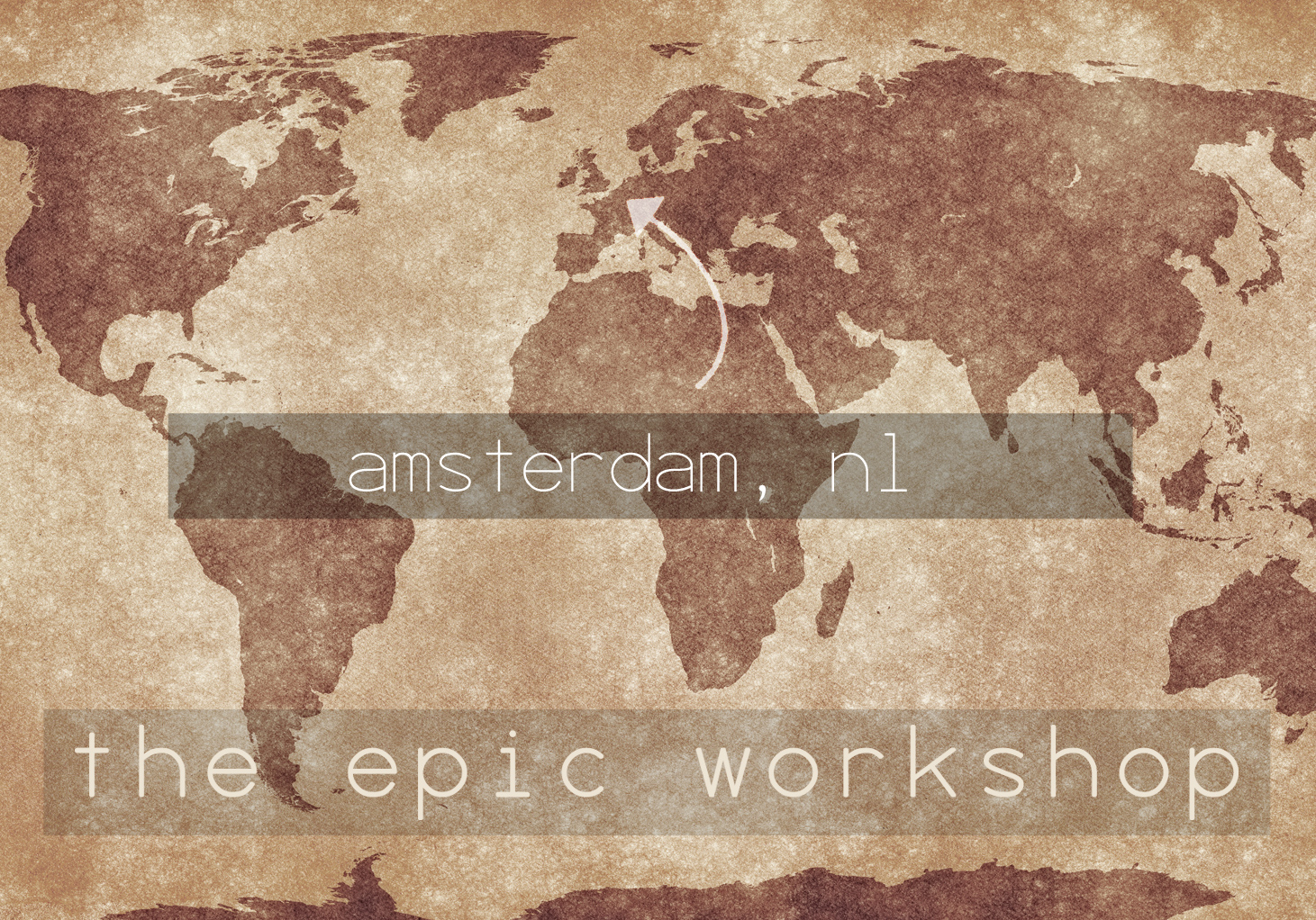 The Epic Amsterdam – 2016