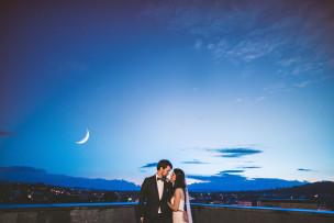 dani + irene<br></noscript>santiago de compostela wedding