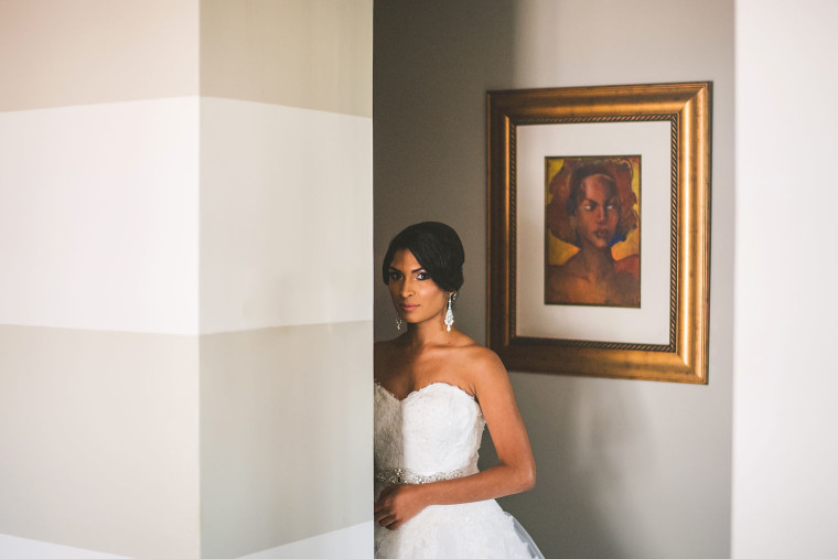 03 bridal portrait on portrait