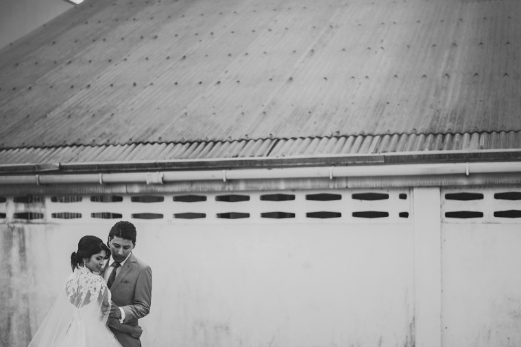 09 industrial wedding portraits
