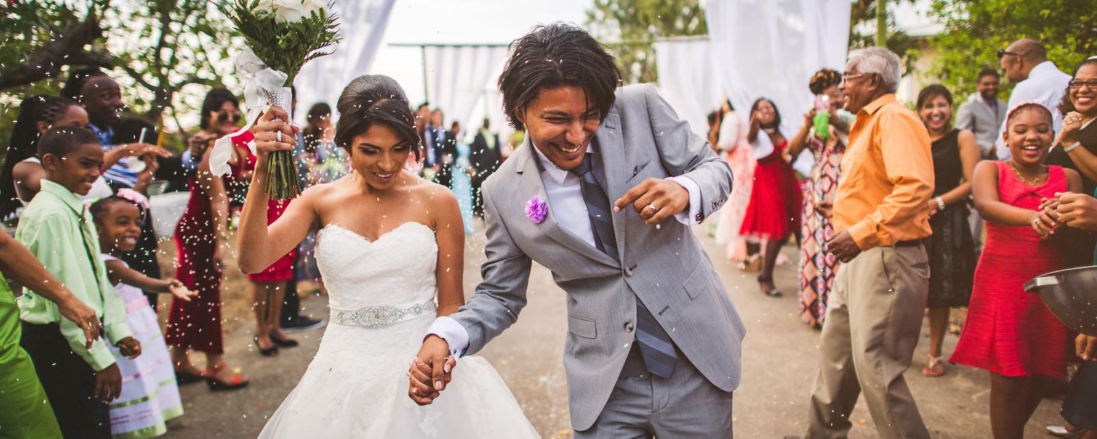 ravi + brittany // trinidad + tobago wedding