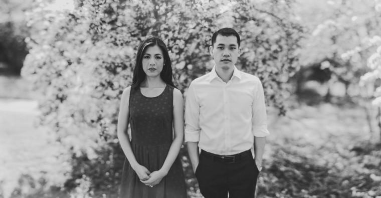 07 video panorama portrait of couple