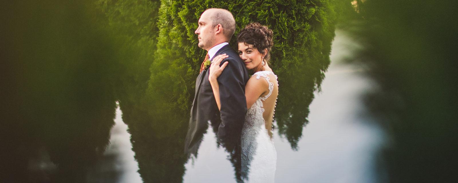 allison + chris // antrim 1844 wedding