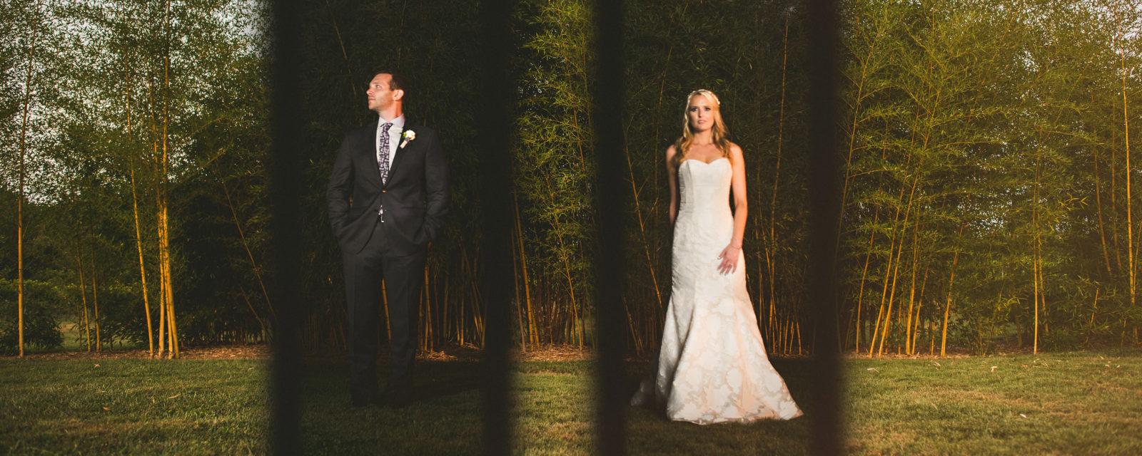 oliver + kathryn // keswick winery weddings