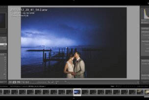 why it took 200 photos to make one night portrait.