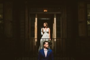Ashley + Dave<br>Charleston, SC