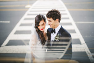 Andy + Tiny District Winery Wedding