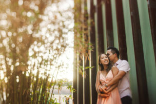 Tuan + Carol Austin Texas Engagement Session