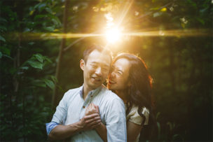 Won + Ahyoung Engagement Session