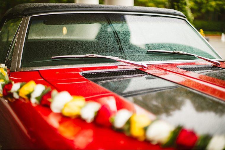 19 20181027 09 55 27 Mustang car indian wedding