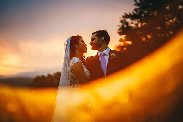 Tiffany + Mike Veritas Vineyard Wedding