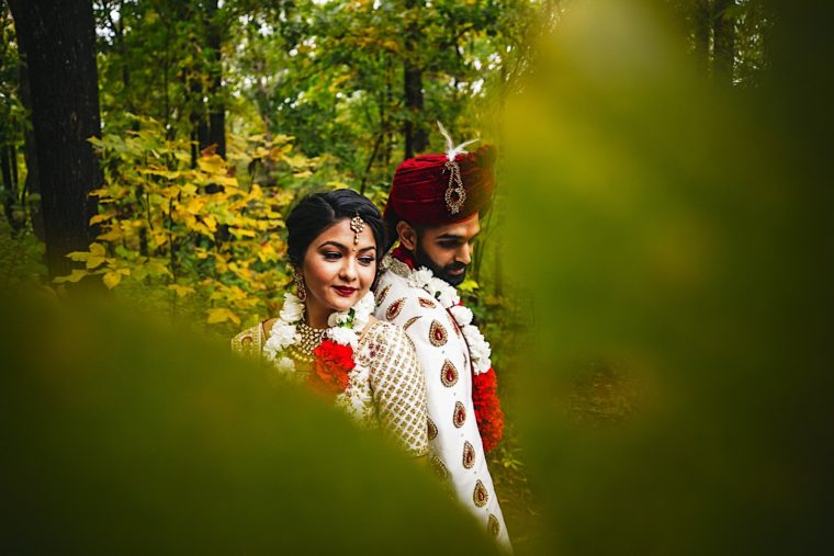 46 20181027 14 17 58 Creative south asian wedding portraits with wedding party and couple0A