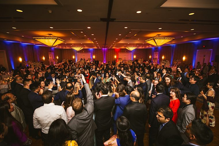 72 20181027 20 36 17 South asian wedding reception dancing guests at westfields Marriott wedding in Dulles