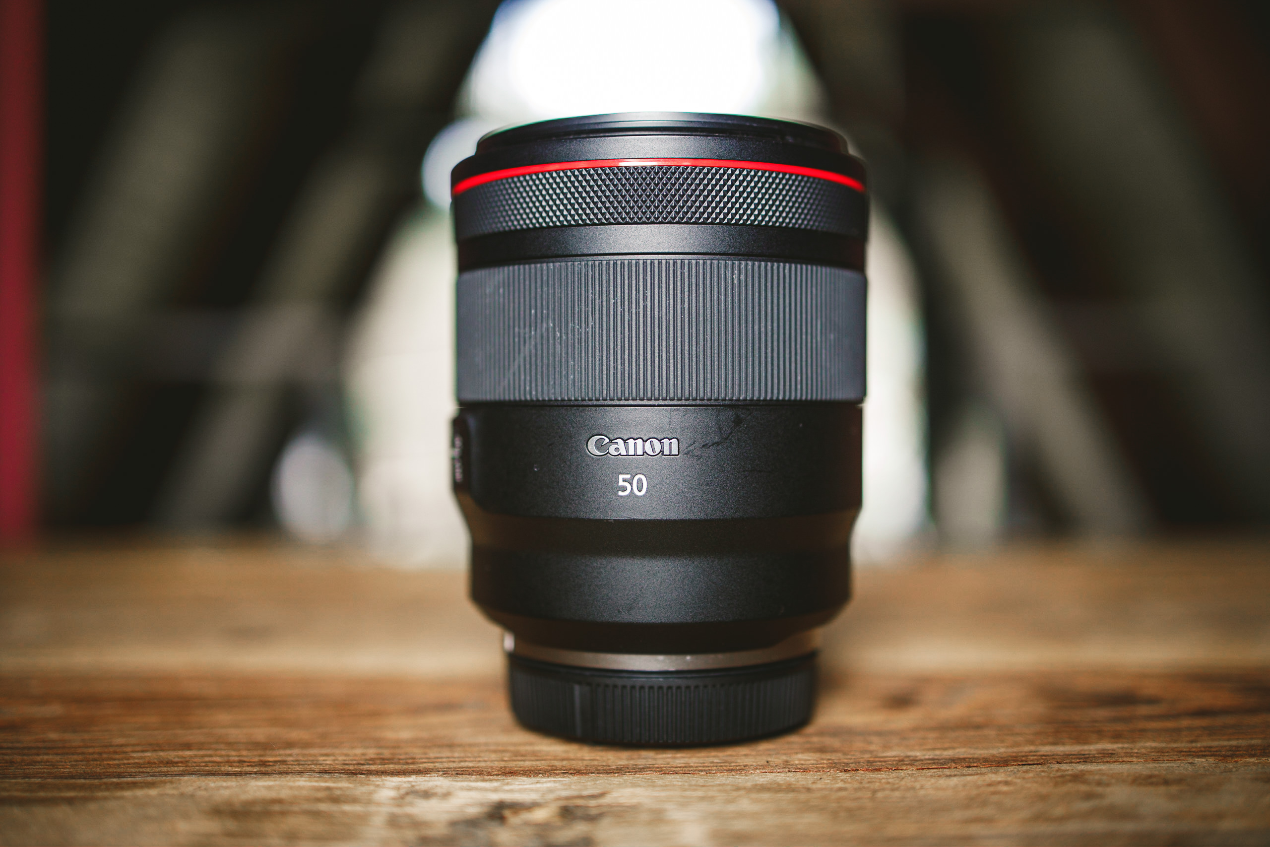 Canon 50 1.2 RF Review
